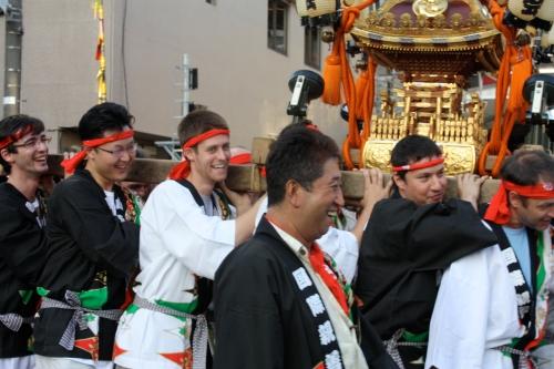Mikoshi 2009