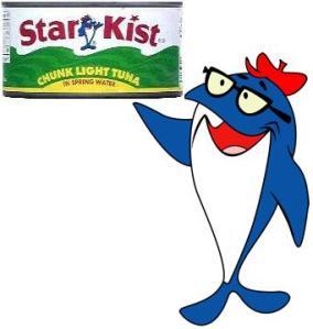 Tuna Mascot